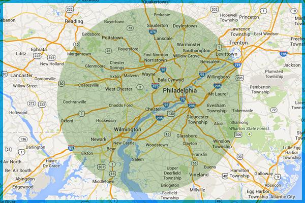 Our Service Areas Guida Door Amp Window