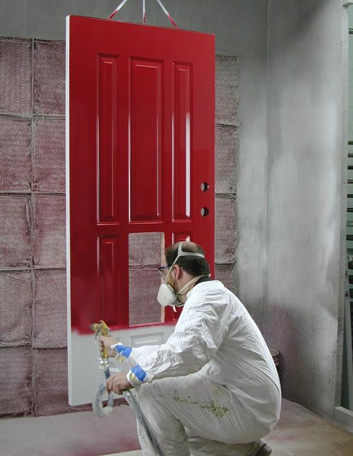All Guida Entry Door Paint finishes are state-of-the-art coatings formulated for maximum durability UV protection fade resistance and lasting beauty. & Go Guida